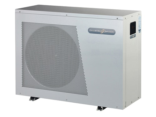 Poolvärmepump Gullberg & Jansson X-serien Inverter