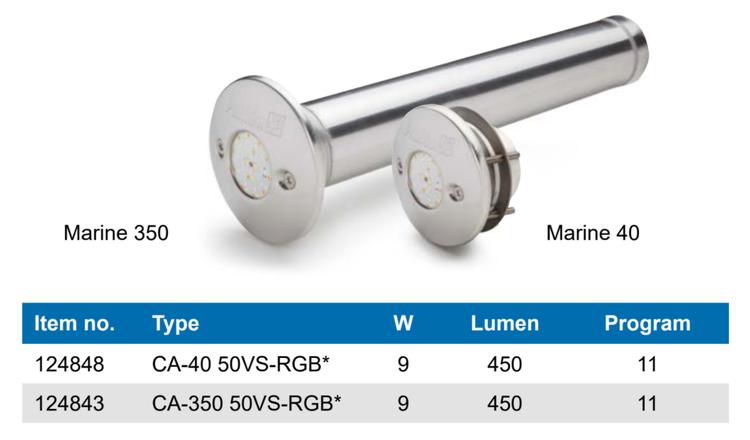 Spotlight LED VS