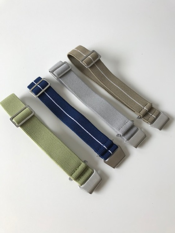 Marine Nationale strap modell Grön