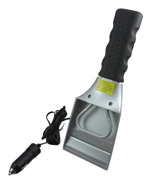 Isskrapa med värme 12 / 24 volt - Perfekt hjälpmedel - Ge bort en i present / julklapp