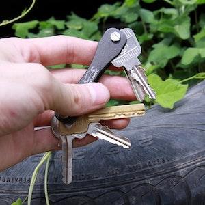 Smart key, svart eller grön