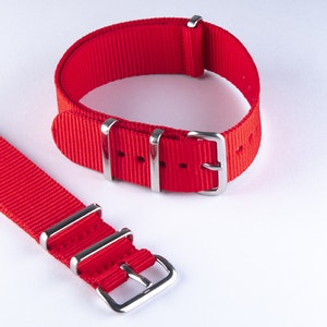 NATO-armband Red