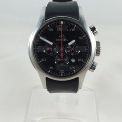 Breil 2519774090 Men's Black Globe Watch - Herrklocka