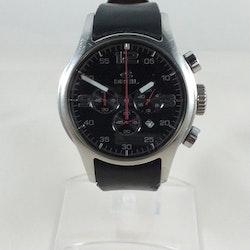 Breil 2519774090 Men's Black Globe Watch - Herrklocka