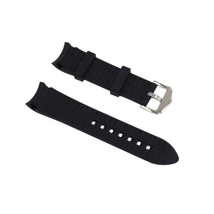 22mm Klockarmband av gummi för SKX007 / 009
