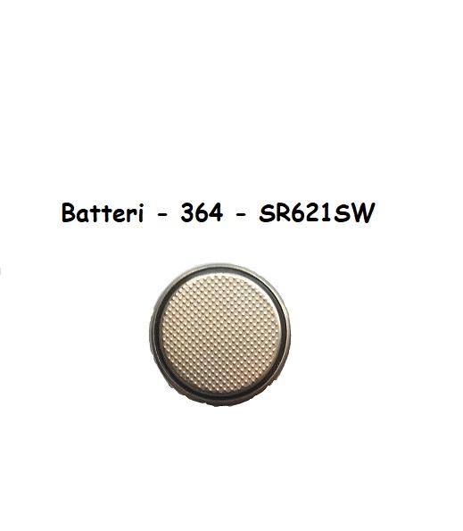 Batteri - 364 - SR621SW