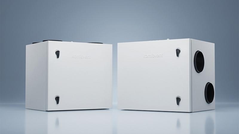 Uppgraderade versioner av Domekt R 400 V och Domekt R 400 H