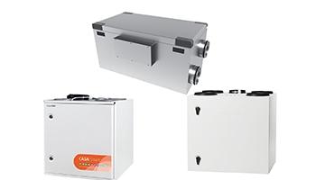 FTX-Aggregat - Ventilationsexpressen