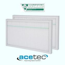 Acetec A200S/A170T Filterset F7