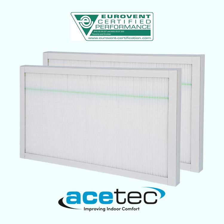 Acetec A250/A400/A230/A390 Filterset F7