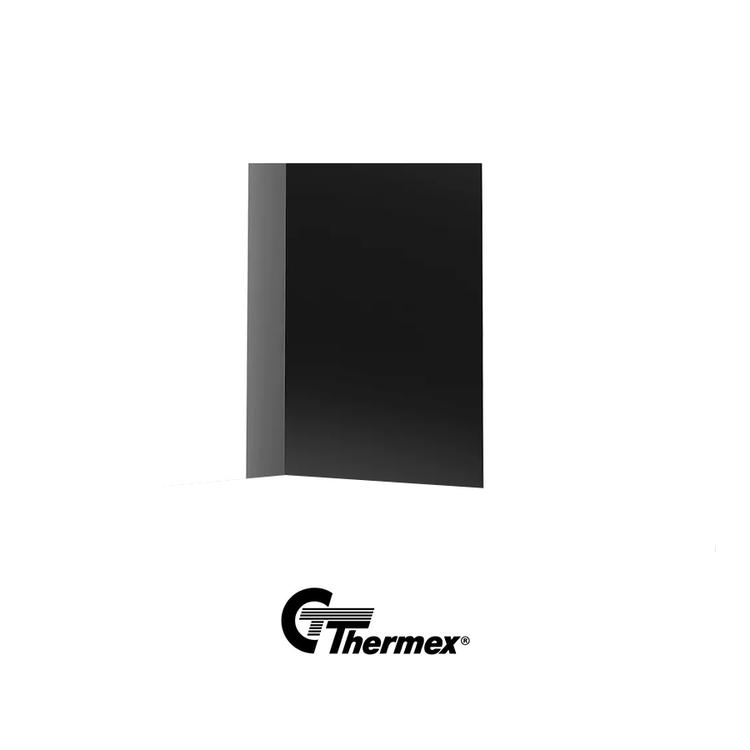 Thermex Mini Preston 2 svart skorsten