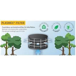 Thermex Plasmex-filter