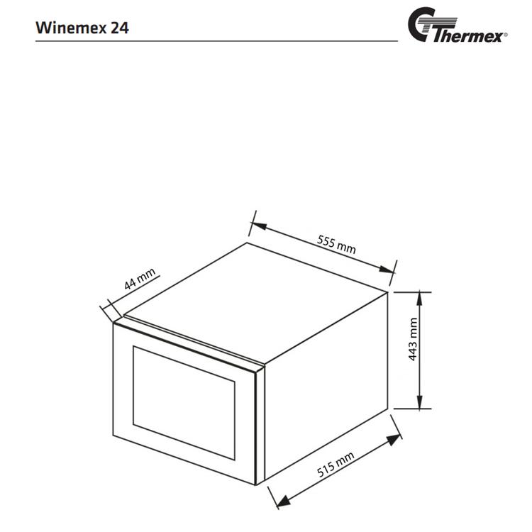 Thermex Winemex 24