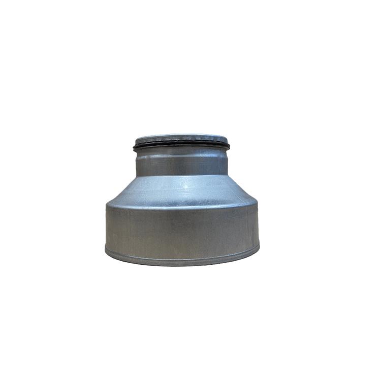 Övergång Muff-nippel 160-100