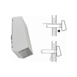 Ytterväggsfläkt RVF 100 EC Systemair