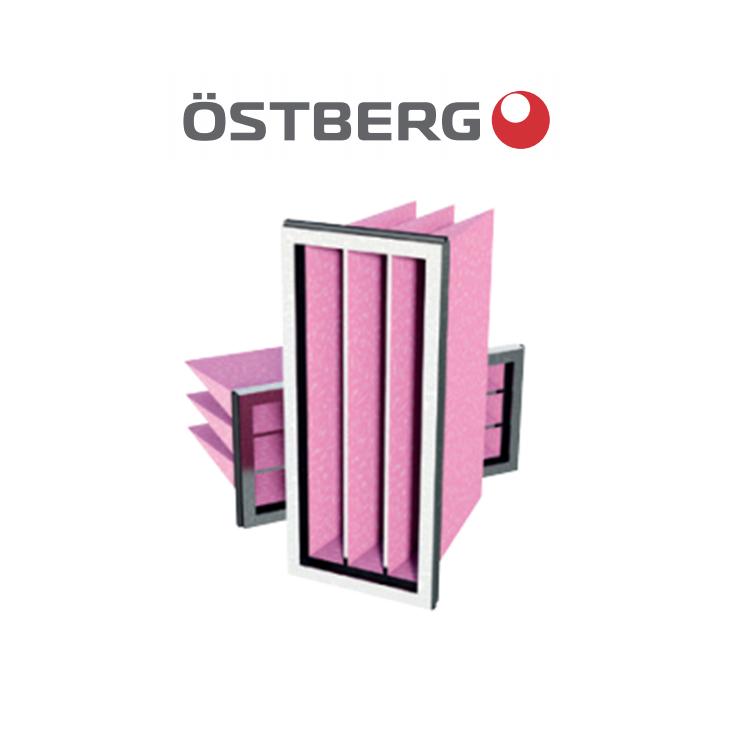 Original Filtersats Östberg HERU 100 S-v1