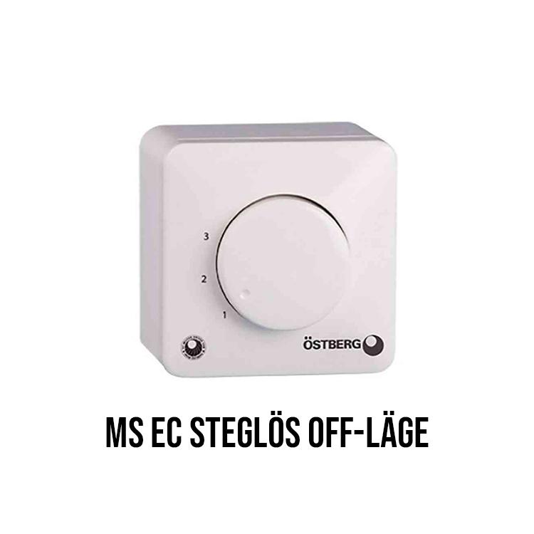 Potentiometer MS EC Östberg Steglös