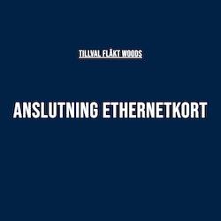 Anslutning Ethernetkort - Fläkt Woods