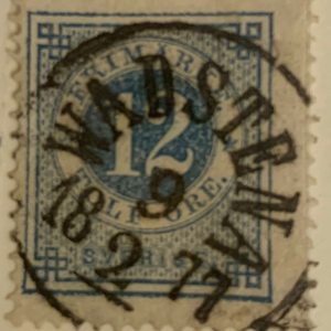 F21 9/2/1877 Wadstena