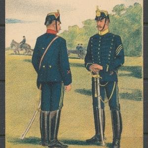 Svea och Göta regemente