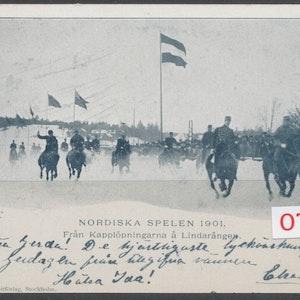 Nordiska spelen 1901
