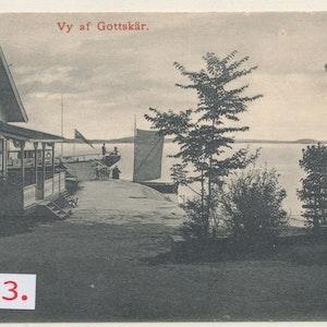Vy av Gottskär