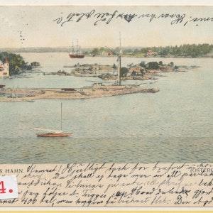 Arkösunds hamn