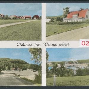 Vallsta, Arbrå