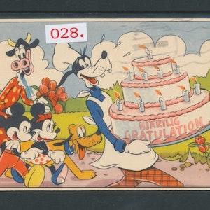 Disneykort 1952