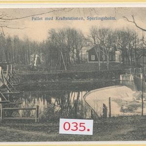 Sperlingsholms kraftstation