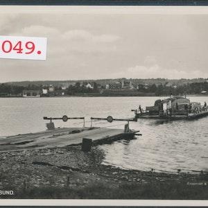 Kabelfärja Strömsund