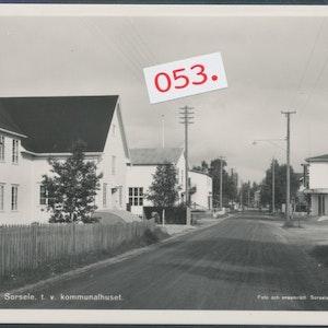 Kommunalhuset i Sorsele