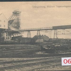 Grängesberg, Müllers separeringsverk