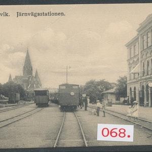 Västervik järnvägsstation