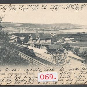 Båstad järnvägsstation