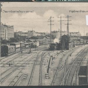 Köpenhamns järnvägsstation