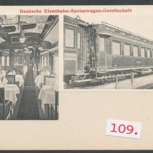 Tyskland serveringsvagn