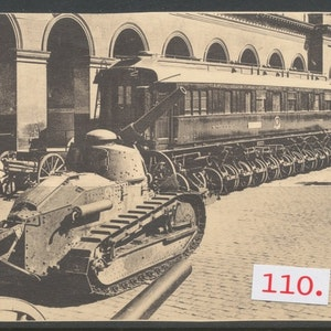 Frankrike stridsvagn första världskriget