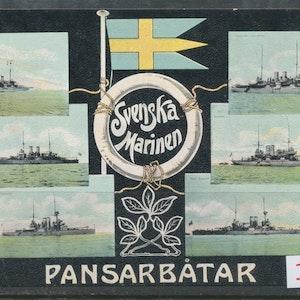 Svenska Marinens pansarbåtar