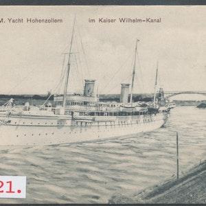 Yacht Hohenzollern