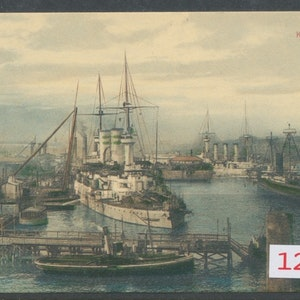 Krigsskepp Kiel
