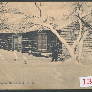 Kiruna, disponentbostaden