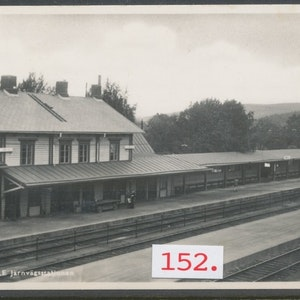 Stationen i Långsele