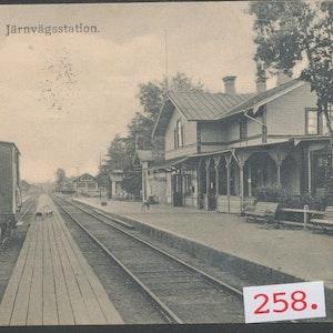Örbyhus järnvägsstation