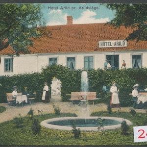 Hotellet i Arild