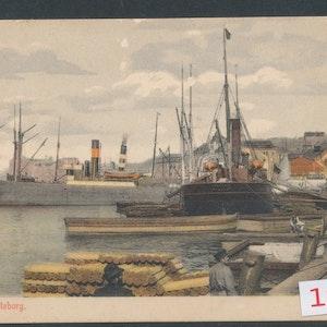 Hamnparti Göteborg