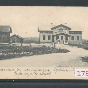 Skolhuset i Onsala