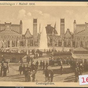 Baltiska utställningen Malmö 1914