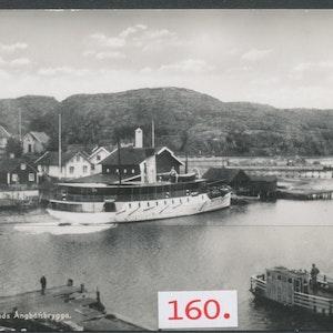 Hamburgsunds ångbåtsbrygga