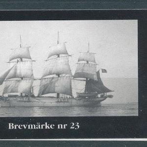 Karlskrona brevmärke